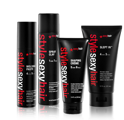 Where to buy sexy hair products
